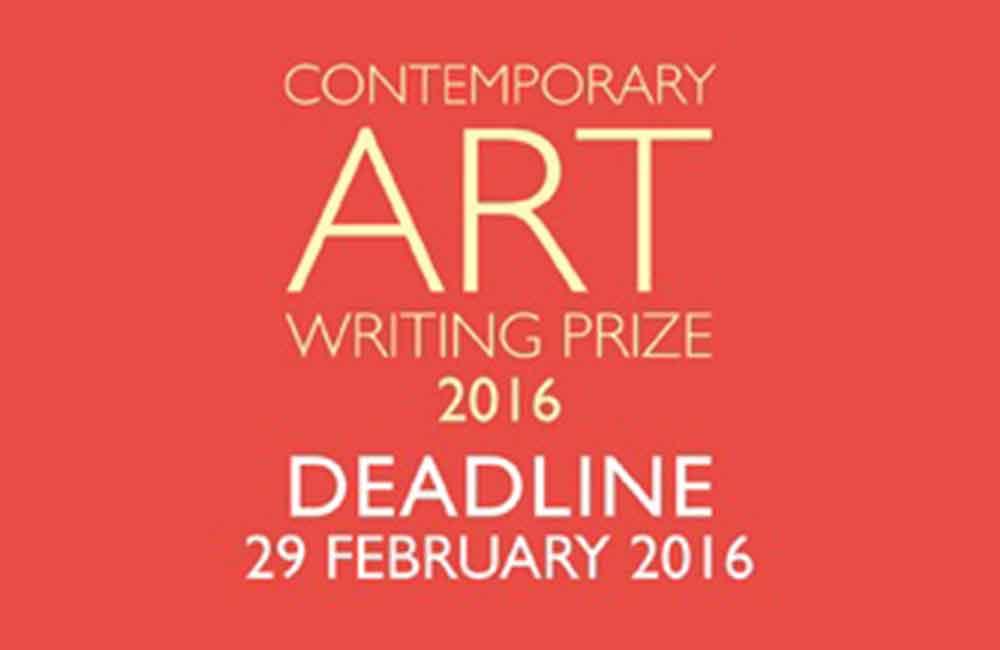 Burlington Writing prize