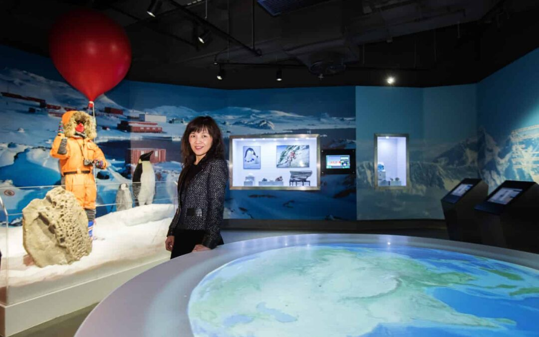 Interview with Cecilia Lam of the Jockey Club Museum of Climate Change