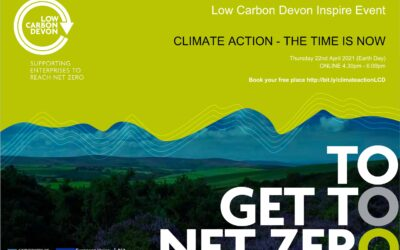 Climate Action – the time is now